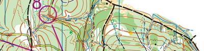 Orienteering, easy (EYOC2018/M16long) (04.05.2019)